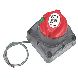 500A MOTORIZED BATTERY SWITCH