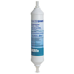 2.5INX11ININLINE WATER FILTER 1/2BARB