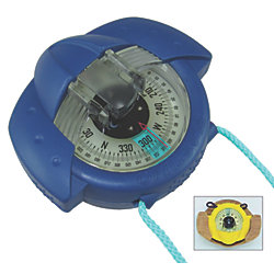IRIS 50 YELLOW HAND BEARING COMPASS
