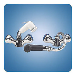 PULL OUT SHOWER MIXER/ON-OFF CONT.
