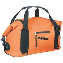 WIDE MOUTH DUFFEL 40 ORANGE