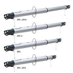 TELESCOPIC SPINNAKER POLE 2600-4500