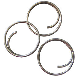 3/8IN COTTER RING 18-8 STAINLESS