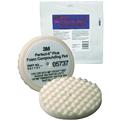 8IN PERFECT-IT PLUS FOAM COMPOUNDING PAD