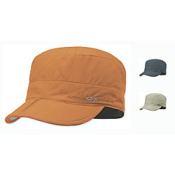RADAR POCKET CAP: KHAKI MD