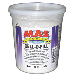 44 LB BAG CELL-O-FILL