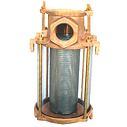 1-1/4IN NPT SS INTERNAL BASKET STRAINER