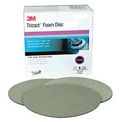 3IN P3000 TRIZACT HOOKIT FOAM DISC (15)