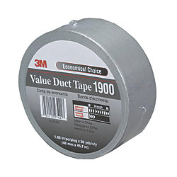 2IN SIL VALUE DUCT TAPE 1900 (50YD)