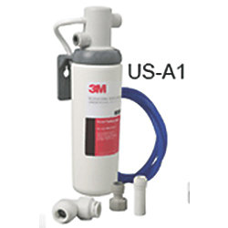 CUNO US-A1L FULL FLOW FILTER SYSTEM 1MIC