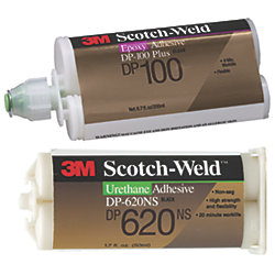 50ML BLK URETHANE SCOTCH-WELD DP620NS