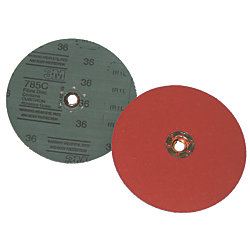 7IN P60 FIBRE DISC TN 785C (25)