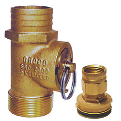1-1/4IN ENGINE BILGE STRAINER & ADAPTER