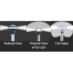 REDUCED GLARE GLOBE ASSORTMENT