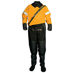 WATER RESCUE DRYSUIT YEL/BLK XL