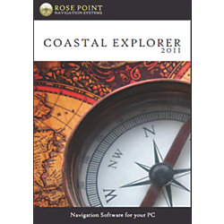 COASTAL EXPLORER SOFTWARE 2011