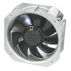 24VDC 8IN DIA FAN AXIAL