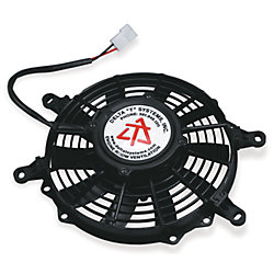 FAN AXIAL 11FT DIA 12VDC,IGNIT PRO