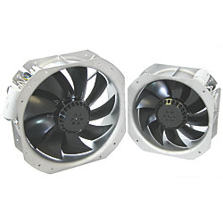 115VAC 8IN DIA FAN AXIAL
