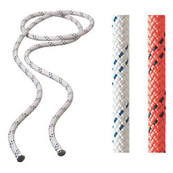 3/8  KM-III SAFETY ROPE WHITE