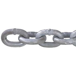 5/16IN PROOF CHAIN GALVANIZED CHAIN