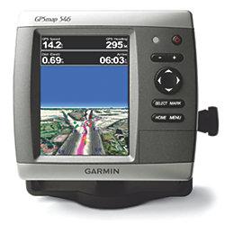GPSMAP 546 CHARTPLOTTER 5