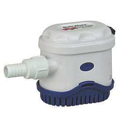 12V 500GPH RULE-MATE AUTO BILGE PUMP