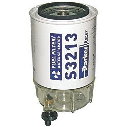 SPIN-ON FUEL FILTER F/HG/35-807172 10MIC