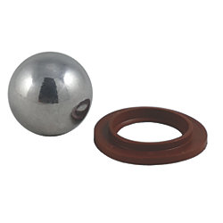 CHECK BALL & GASKET F/900 & 1000FG