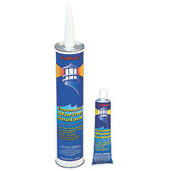 10OZ WHT ELASTOMERIC SEALANT CARTRIDGE