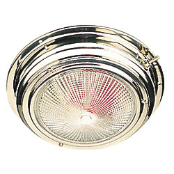 STAINLESS DAY/NIGHT DOME LIGHT