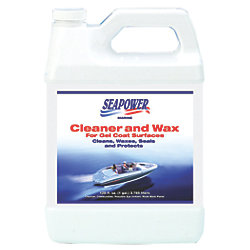 GALLON SEAPOWER CLEANER WAX