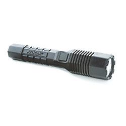 7060 LED FLASHLIGHT W/CHARGER & ADAPTER