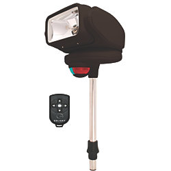 GOBEE STANCHION MOUNT W/WIRELESS REMOTE