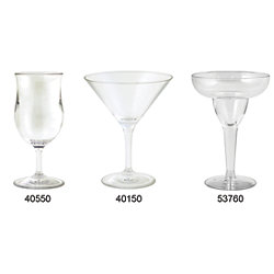 MARGARITA GLASS CLEAR