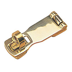 "3"" BRASS SWIVEL HASP"