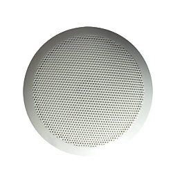 "6"" ULTRA SLIM SPEAKERS 30W WHITE"
