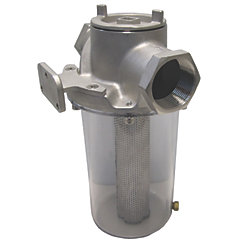 1-1/4IN SS RAW WATER STRAINER