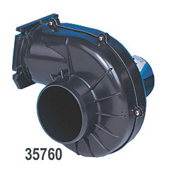 115V CONTINUOUS DUTY BLOWER 4IN FLANGE