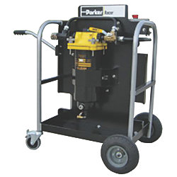 Fuel Polishing Cart