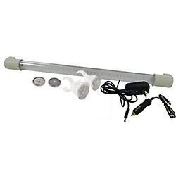 LED BRIGHT STICK LIGHT W/CHARGER/ADAPT