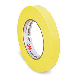 1.5IN YLW REFINISH MASKING TAPE (180FT)