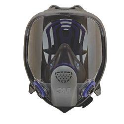 SM FULL FACE RESPIRATOR FF-401