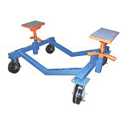 HEAVY DUTY BOAT DOLLY LOW PROFILE