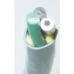 10/3 WHT RND TINNED COPPER WIRE (500)