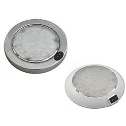 COLUMBO LED DOME LIGHT SS