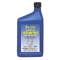 SYNTHETIC LOWUNIT GEARLUBE 80W90 32OZ