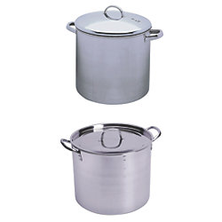 20 QT SS HIGH DOME STOCKPOT