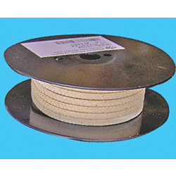 1LB 1/4IN TEFLON FLAX PACKING, 22FT
