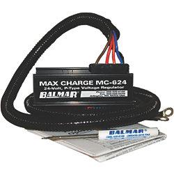 MAX CHARGE 24VOLT REGULATOR